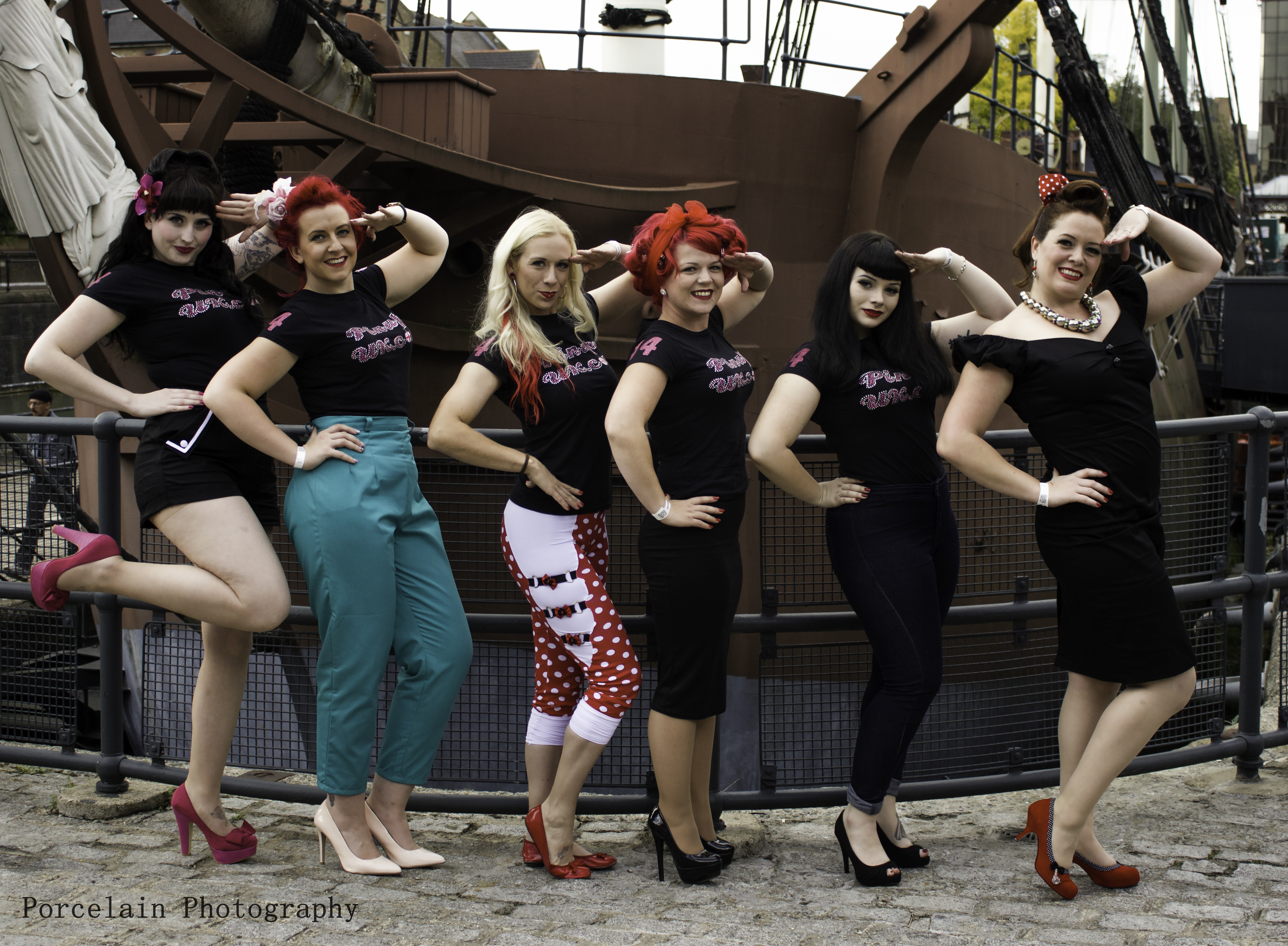 Miss Pinup UK Miss Pin Up UK The Old Stillage Pinup